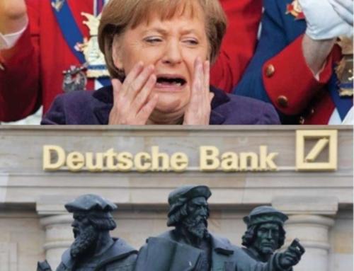 Crisi Deutsche Bank, la solidità tedesca salvata dalla precarietà italiana