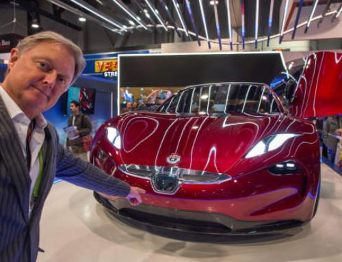 Auto elettriche, il ritorno di Henrik Fisker e della sua Karma