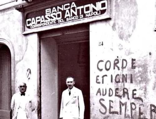 """Dopo 108 anni, la Banca """"di famiglia"""" Capasso passa ad Ibl"""