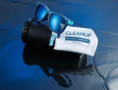 """L'occhiale da sole che ripulisce i mari: Safilo realizza """"The Ocean Cleanup"""""""