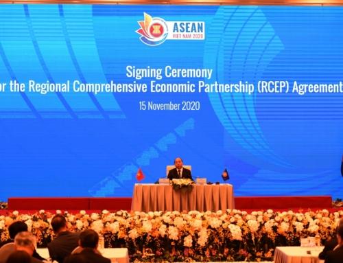 """Rapporti di forza: il nuovo trattato commerciale asiatico """"Rcep"""" e le ripercussioni in Europa"""