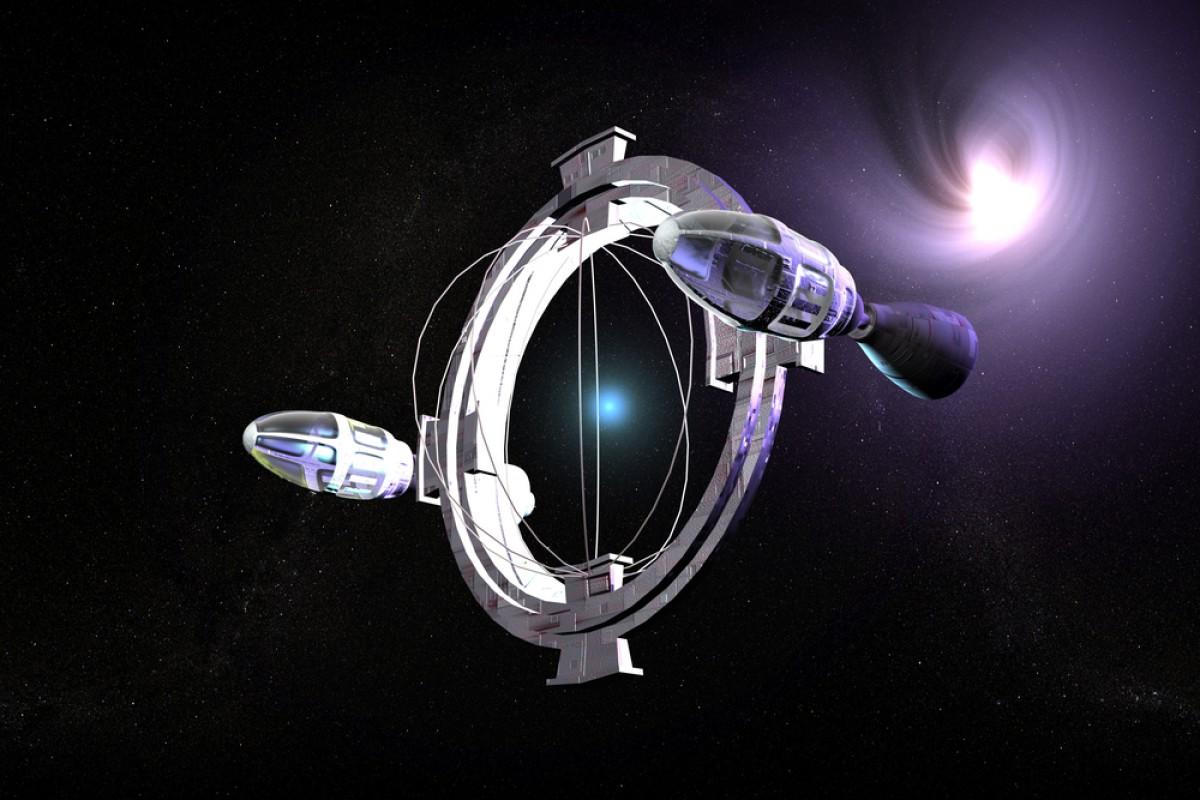 """Viaggiare verso le stelle: la tecnologia del """"warp drive"""""""